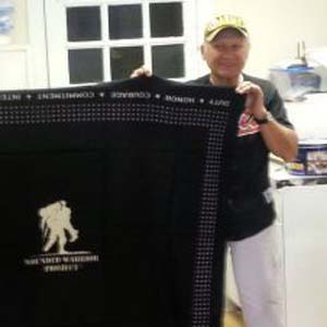 Ron (Daddy Kool) Alder Honored by Wounded Warriors Project