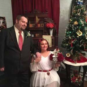 Hartley Wedding Held in Essex museum