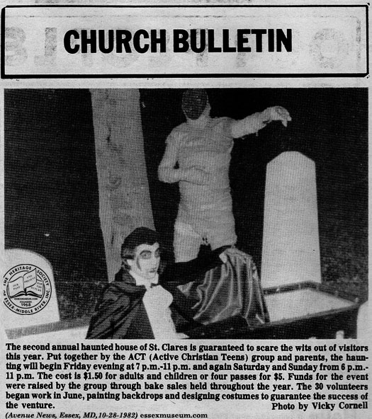 Avenue 1982-10-28 church haunted house