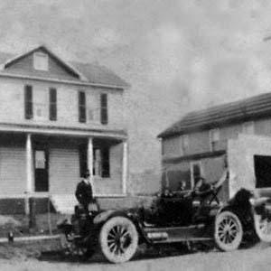 508 Eastern Avenue, 1920