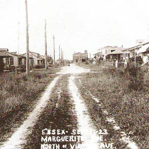 Margaret Ave, 1923