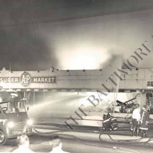Essex Fire, 1957