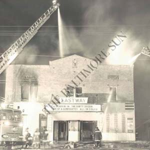 Essex Theater Fire, 1968