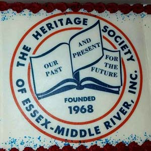 Happy 48th Birthday To The Heritage Society of Essex and Middle River Inc.