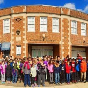 Essex Elementary Museum Field Trip