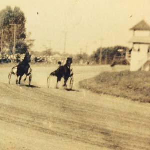 Prospect Park Sulky Races, 1930s