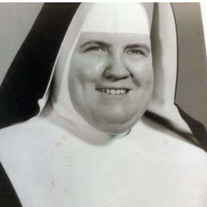 Sister Alma Regina (1950s)