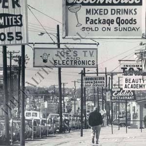 Eastern Avenue, 1974
