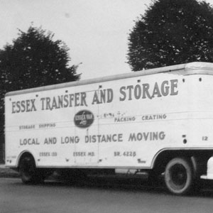 Essex Transfer and Storage Truck