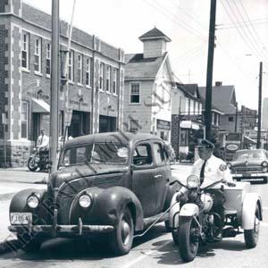 Patrolman Nimeck, 1955