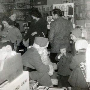 Pop's Discount Toys, 1950's