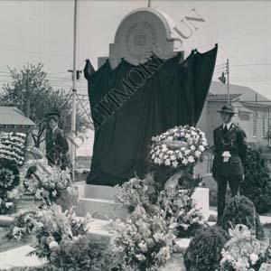 Essex Memorial Dedication, 1948