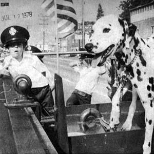Essex July 4th Parade, 1978
