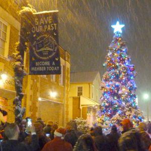 2017 Holiday Tree Lighting